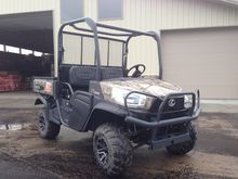 2013 Kubota RTV-X1120DRL-AS