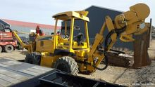 Used Trencher : 2006
