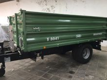 BRANTNER Anhänger E8041 (8 to)