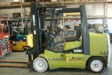 Used 2000 Clark CGC7