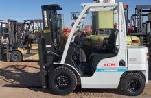 Used 2014 TCM FHD25-