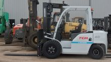 Used 2014 TCM FD40-A