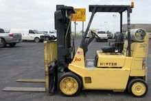 Used 1994 Hyster S80