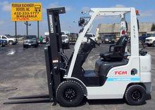 Used 2015 TCM FG18D-