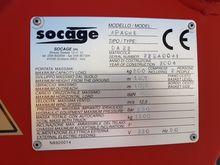 2002 SOCAGE  DA22