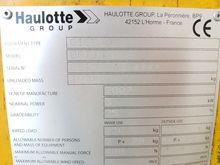 Used 2007 HAULOTTE O