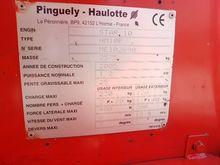 Used 2005 HAULOTTE S