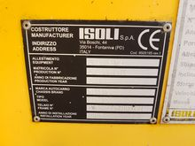Used 2009 ISOLI PNT