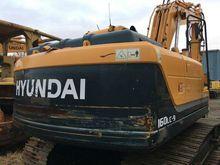 2012 Hyundai Construction R160L