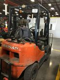 2012 Doosan Industrial Vehicle