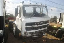 1985 Leyland-DAF Boxer