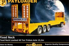 2015 Payloader Fixed Neck Lowbe