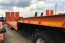2013 HPC 4 axle lowbed
