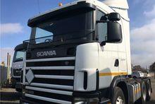 2007 Scania 2007 Scania R420