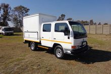 2002 Nissan UD CABSTAR DOUBLE C