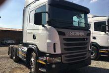 2013 Scania 2013 Scania 460