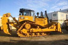2013 Caterpillar D8R; Auto Grea