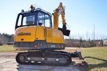2017 Liugong CLG906D Excavator