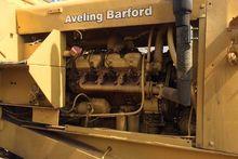 1985 Aveling barford grader,