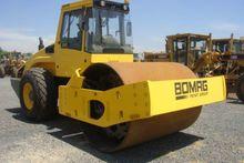Used 2010 Bomag BW21