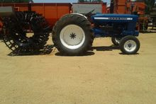 Ford 5000 + 2 x Bypassende Ontb