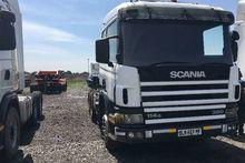 2004 Scania 2004 Scania 380