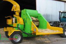 Heizohack Heavy Duty Wood Chipp
