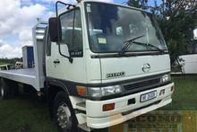 Used Hino Ranger 15-