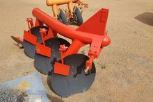 2012 3 Disc Plough