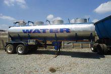 1998 Tank Clinic 2 AXLE WATER B