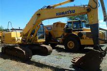 Used 2004 Komatsu in