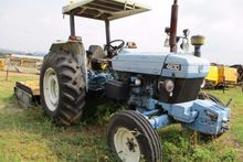 2003 New Holland /Ford 4630 Tra