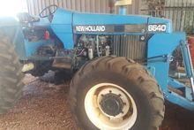 New Holland 6640 4x4