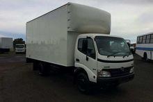 Used 2012 Hino 814 H