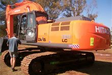 Used 2007 Hitachi in