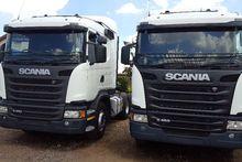 2014 Scania SCANIA G460