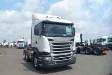 Used 2013 Scania 201