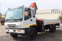 Used 2008 Isuzu FTR8