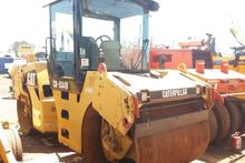 Caterpillar CB534D Twin Smooth