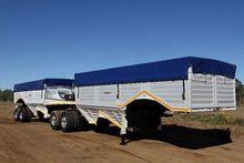 Trailord Grain Link 54 m3