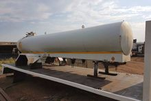 7000L Water Tanker Body