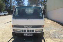 Used 1987 Isuzu NKR