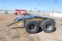 Henred Dollie Tandem Axle