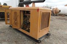 Barlows 82.5 KVA Diesel Generat