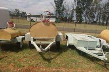 Diesel / Water tank trailer