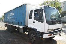 2006 Isuzu FTM1200 Freighter