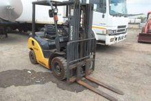 Kipor KDF25 2 Ton Forklift