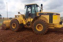 2004 Caterpillar 966G Wheel Loa