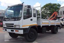 Used 2005 Isuzu FTR