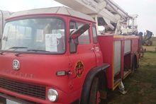 1972 Bedford Fire Truck